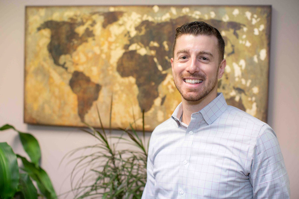 Wes Ashworth of Lee Group Search